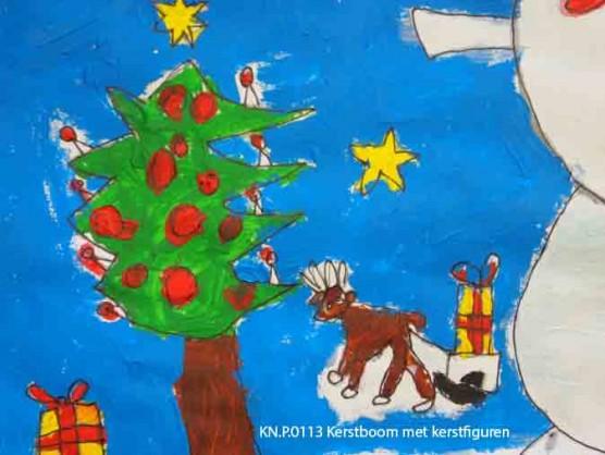 kerstboom-met-figuren