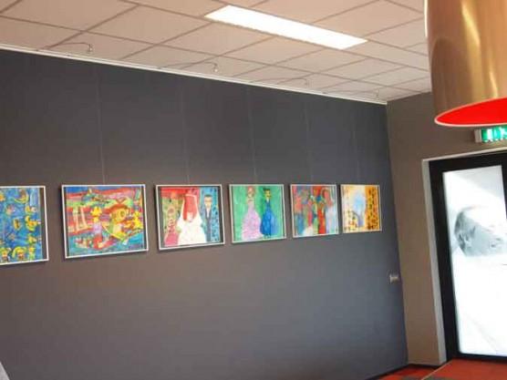 expo Bibliotheek Middenbaan